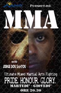 MMA George 2014